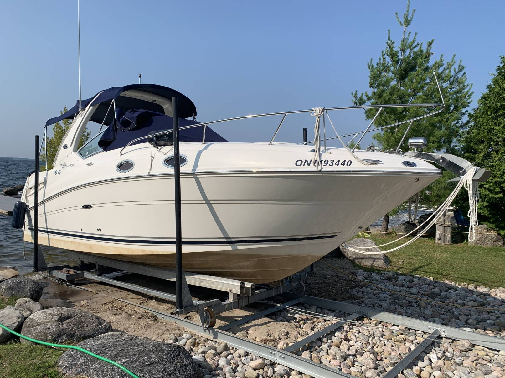 Pre-Owned 2006 SEA RAY 260 SUNDANCER