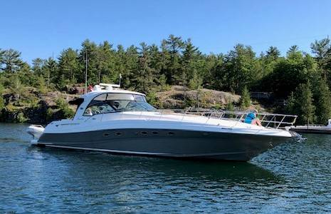 Pre-Owned 2006 SEA RAY 520 SUNDANCER