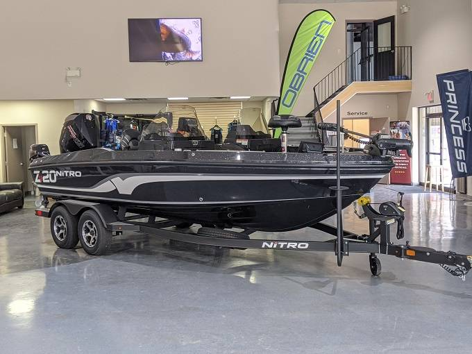 New 2020 NITRO ZV20 PRO PACKAGE
