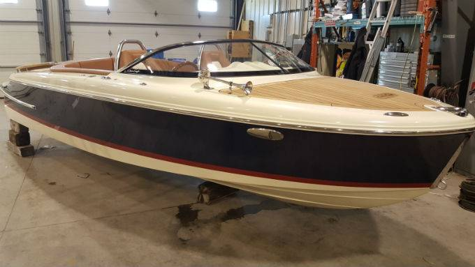 New 2018 CHRIS-CRAFT Capri 21