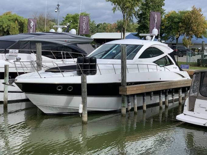 Pre-Owned 2012 Cruisers Yachts 540 SPORT COUPE