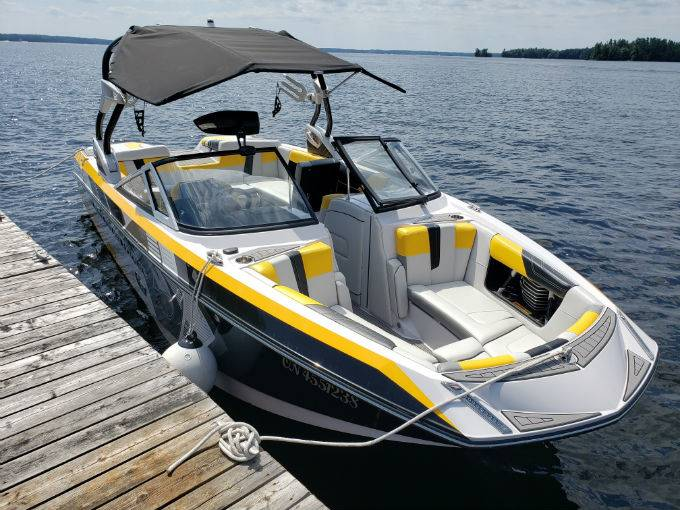 Pre-Owned 2013 NAUTIQUE Super Air G23