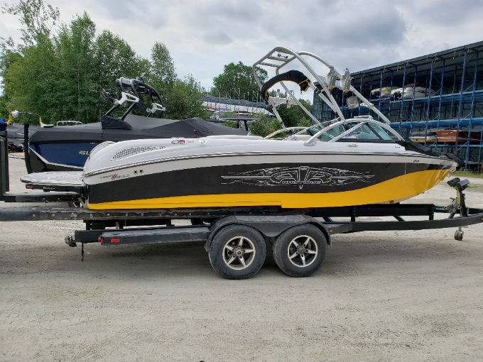 Pre-Owned 2008 NAUTIQUE SV 211