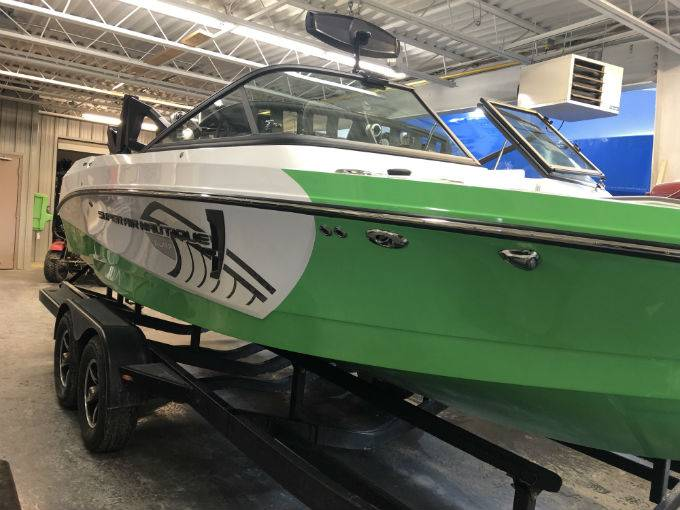 New 2019 NAUTIQUE Super Air 210