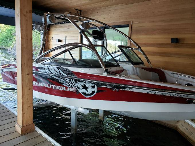Pre-Owned 2009 NAUTIQUE 210