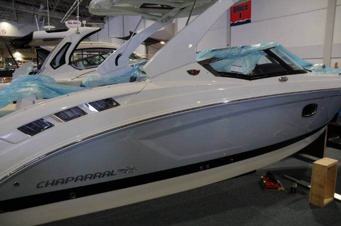 New 2019 CHAPARRAL 317 SSX