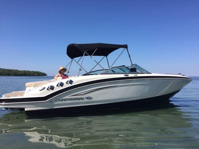 Pre-Owned 2012 CHAPARRAL 246 SSI
