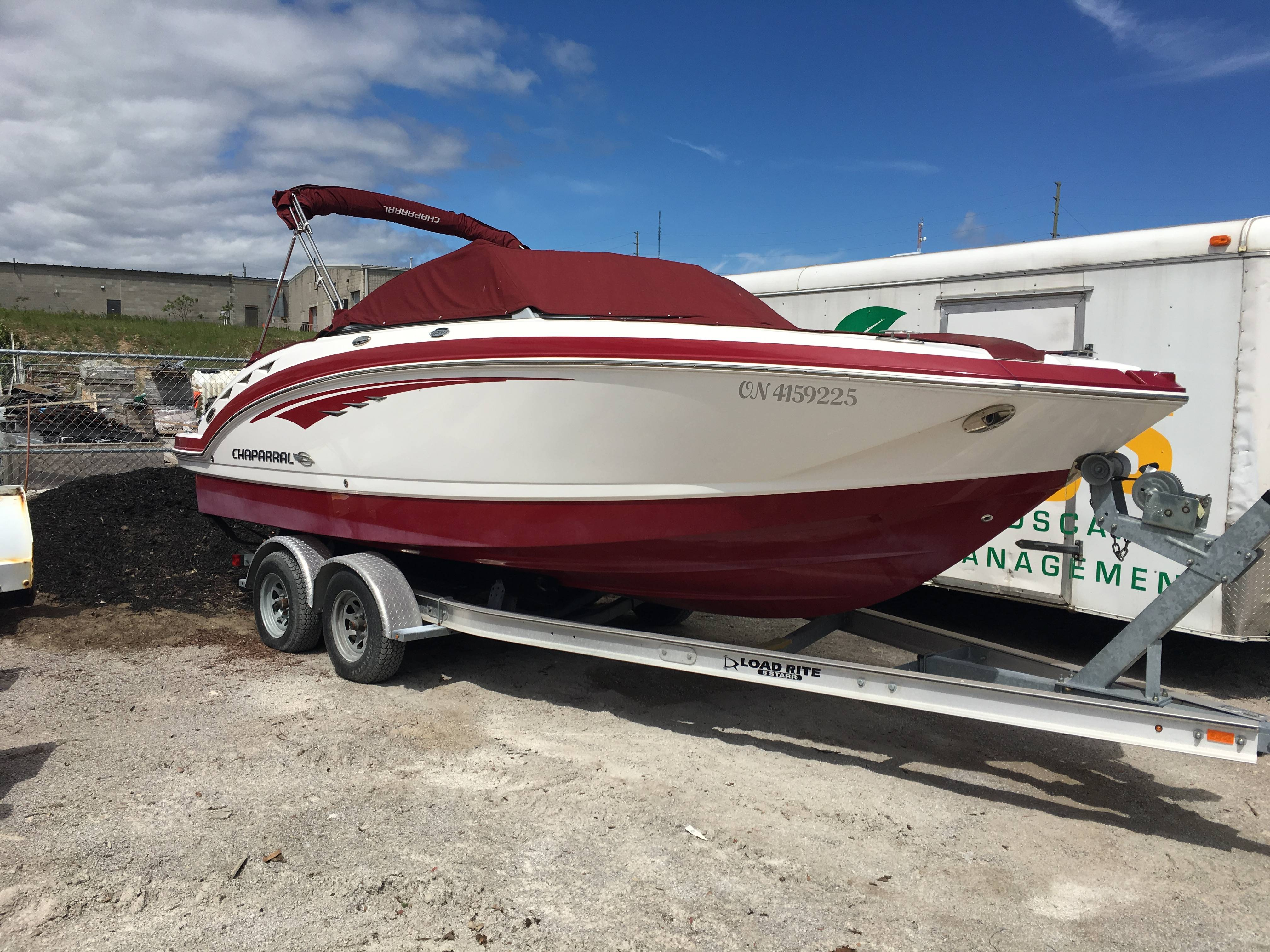 Pre-Owned 2014 CHAPARRAL 224