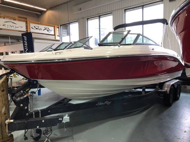 New 2020 SEA RAY SPX 210