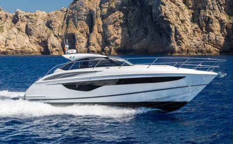 Pre-Owned 2019 PRINCESS YACHTS V40