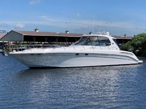 Pre-Owned 2003 SEA RAY 550 SUNDANCER