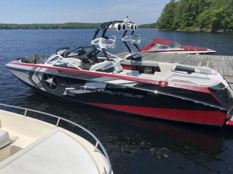 Pre-Owned 2013 NAUTIQUE Super Air G25
