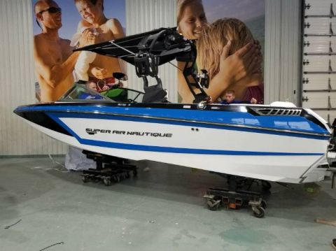 New 2019 NAUTIQUE SUPER AIR GS22