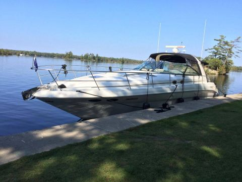 Pre-Owned 2000 SEA RAY 410 Sundancer