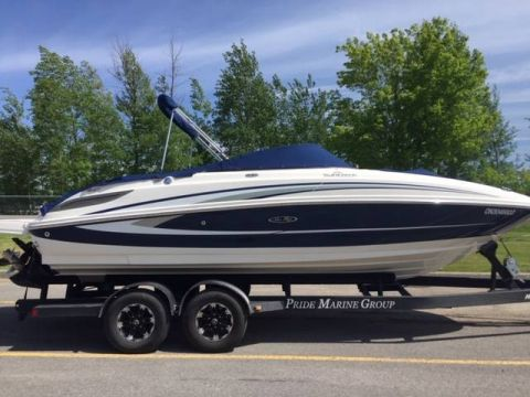 Pre-Owned 2011 SEARAY SDX 240
