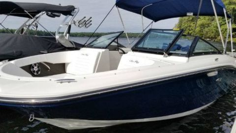 New 2020 SEA RAY SPX 190