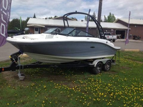 New 2019 SEA RAY SPX 190