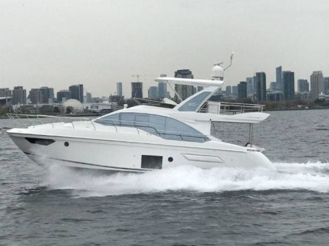 New 2019 AZIMUT 50 FLYBRIDGE